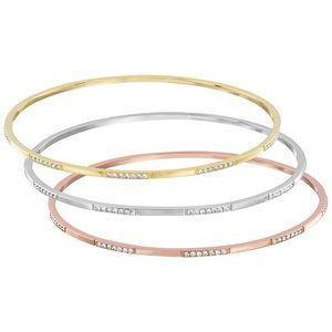 Swarovski Bangle Set